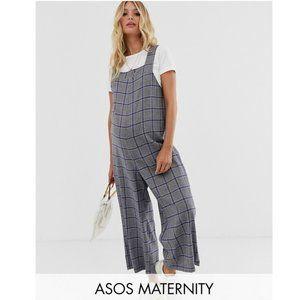 NWT Asos Maternity Jumpsuit